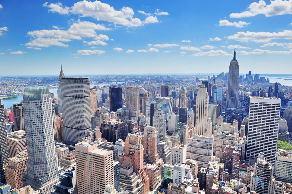 newyork skyscrapers
