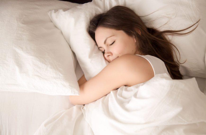 Sleep Well: Small Changes to Improve Your Sleep